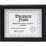 document frame 8 5 x 11 document frame