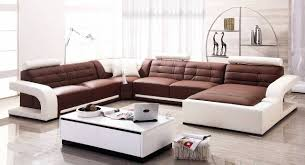 White Leather Sectional Sofa White Leather Sectional Sofa Eva Furniture
