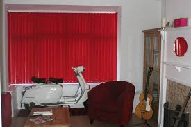 red window blinds with design gallery 2497 salluma