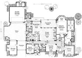 House Plans With Detached Garage And Breezeway House Plans With Detached Garage