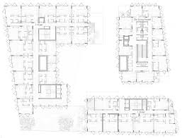 louvre museum floor plan eco luxury hotel for paris kengo kuma u2013 lopes dias arquitetura