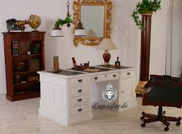 Schreibtisch Kolonialstil Mahagoni Schreibtisch Lionsstar Gmbh