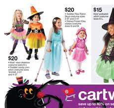 5t Halloween Costumes Target Ad Halloween Costumes Features Crutches