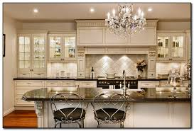 Kitchen Design Country Exellent French Country Kitchen White Intended Decorating Ideas