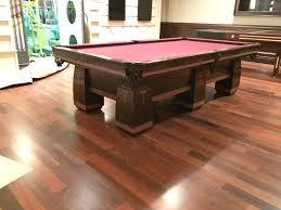 Antique Brunswick Pool Tables by Conqueror5 Jpg