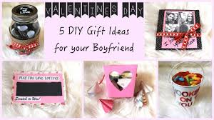 Best Gifts For Guys 2016 by 5 Diy Gift Ideas For Your Boyfriend Youtube