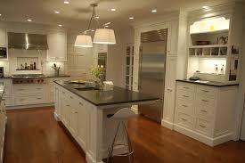 kitchen island ideas diy rustic wood breakfast bar chrome pendant