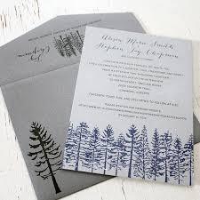 wedding invitations edmonton painted winter wedding invitations wedding invitations