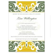 printable wedding invitation kits yellow green wedding invitation kit jordana willow diy