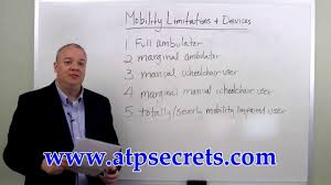 assistive technology professional certification exam mobility