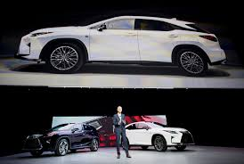 lexus new 2016 photos of the day a look at new 2016 car models