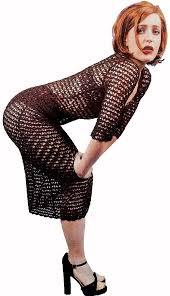 Gillian Anderson Latex - oogie boogie s sandra bullock gillian anderson and elle