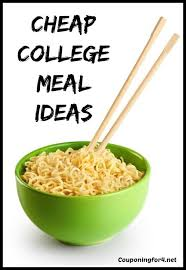 best 25 cheap college meals ideas on cheap student