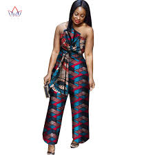 jumpsuit for brw 2017 arriving africa cotton wax print romper bazin