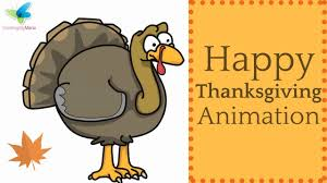 happy thanksgiving day brilliant animation