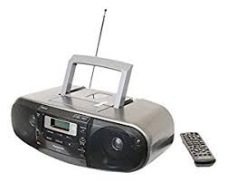 amazon black friday cd players amazon com panasonic rx d55gc k boombox u2013 high power mp3 cd am