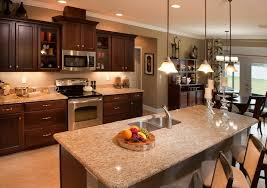 kitchen 3110 model home yellow bluff landing images of