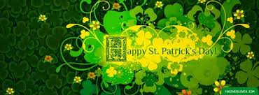 irish saint st patricks day facebook cover facebook pagecovers