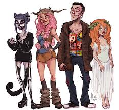 http fukari deviantart com art halloween costumes 491716932