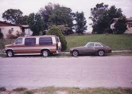 curbside classic 1995 ford club wagon chateau u2013 welcome to the club
