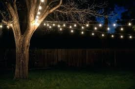 Backyard String Lighting Ideas String Light Pole Surprising String Light Ideas Dazzling Backyard