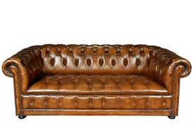 canap chesterfield ancien canapé chesterfield 3 places modèle churchill
