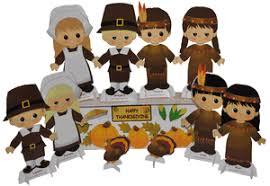 thanksgiving paper dolls divascuisine