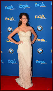 ross lynch u0026 maia mitchell 2014 directors guild of america awards