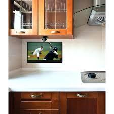 under cabinet dvd player mount kitchen tv cabinet under the cabinet for kitchen beautiful looking
