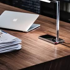 Schreibtisch Schwenkbare Tischplatte Nasdaq Designer Schreibtisch Aus Holz Arredaclick
