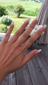 best 25 long acrylic nails ideas on pinterest acrylic nails