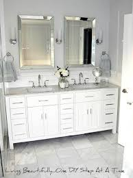 Double Vanity Mirrors For Bathroom by 47 Best Bathroom Vanity Images On Pinterest Bathroom Ideas