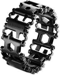 leatherman steel tool bracelet images Leatherman stainless steel tread bracelet multi tool black at rei