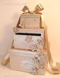 wedding money box wedding card box chagne gift card box money box