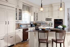 White Wood Kitchen Cabinets Kitchen Cabinet Well Being American Woodmark Kitchen Cabinets