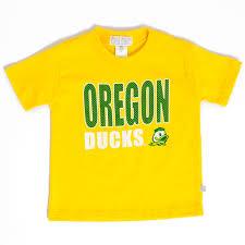 Color Yellow Oregon Kids Tees U0026 Tops Color Yellow
