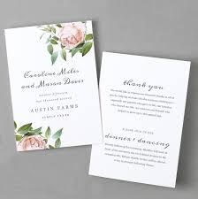 how to make wedding programs best of free printable wedding program templates downloadtarget