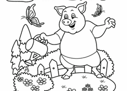 garden coloring pages u0026 printables education