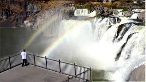 Nevada waterfalls images Awesome waterfalls nevada idaho desert shoshone falls jpg