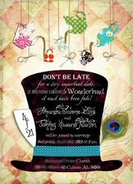 20 tea party invitations template print work high tea