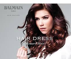 balmain hair hair