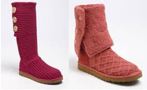 ugg sale groupon best deal ugg knit lattice cardy boots 79 96