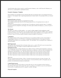 Resume Power Cerescoffee Co Example Of Good Executive Summary Template For Payroll Letter Of