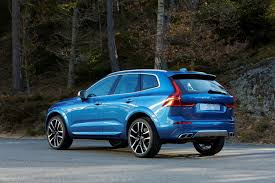 2017 volvo semi the all new 2018 volvo xc60 grows in size gains fast and