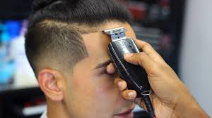 haircut tutorial on how to cut a jeremy lin man bun youtube
