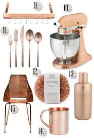 Kitchen Aid Colors by Best 25 Copper Kitchenaid Mixer Ideas On Pinterest Copper