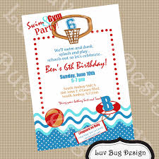 pool party invitation ideas homemade birthday party dresses pool
