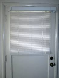 Blinds For Doors With Windows Ideas Window Blinds Blinds For Door Windows Front Window Treatments
