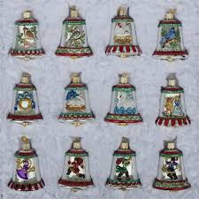 picture of 12 days of christmas glass ornaments all can download