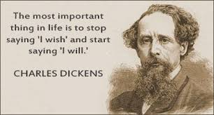 very short biography charles dickens charles dickens quotes most important thing in life is to stop
